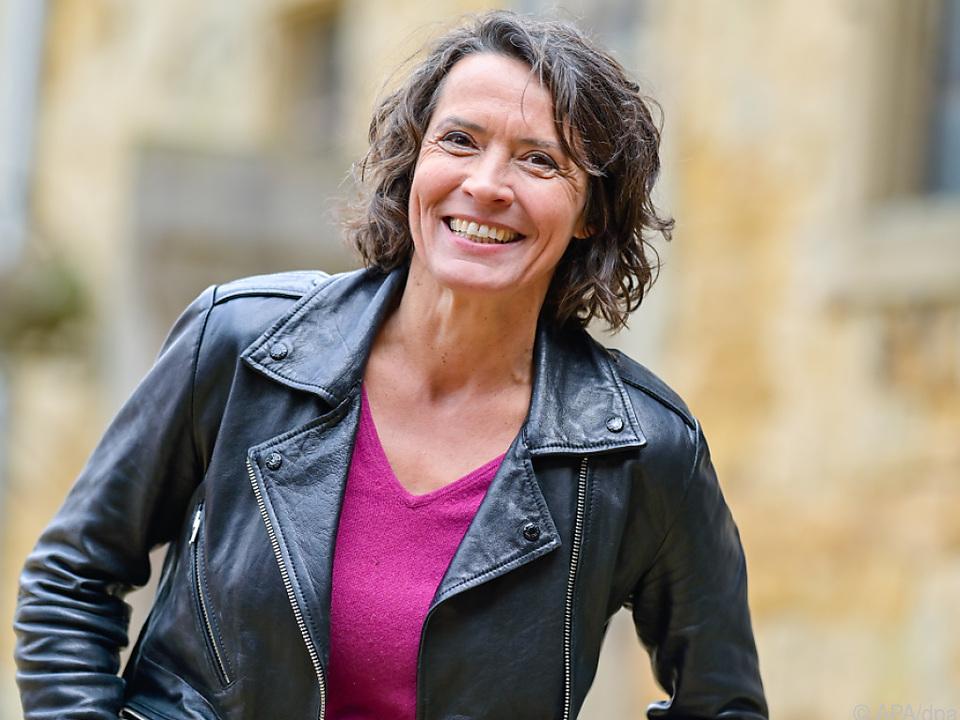 Ulrike Folkerts ermittelt seit über drei Jahrzehnten