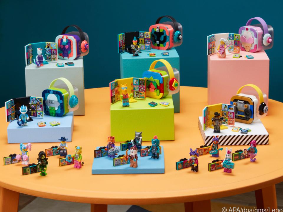 Die Sets von Lego Vidiyo kosten ab ca. 20 Euro