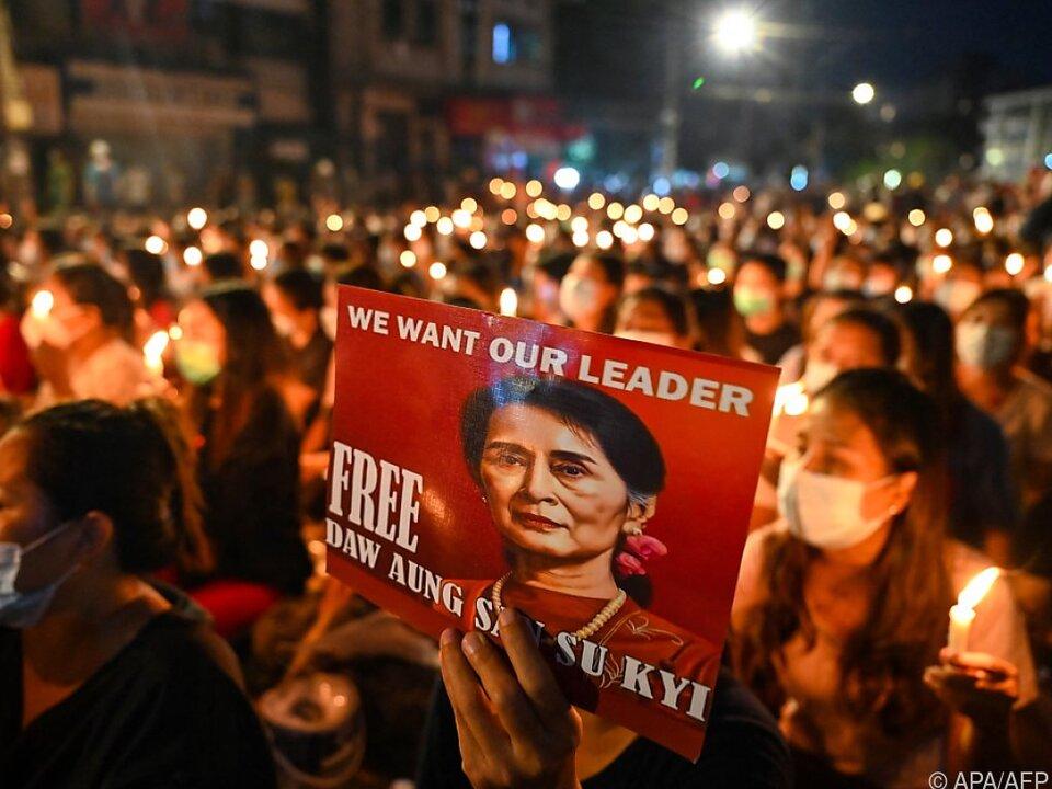 UN-Sicherheitsratsresolution gegen Gewalt in Myanmar