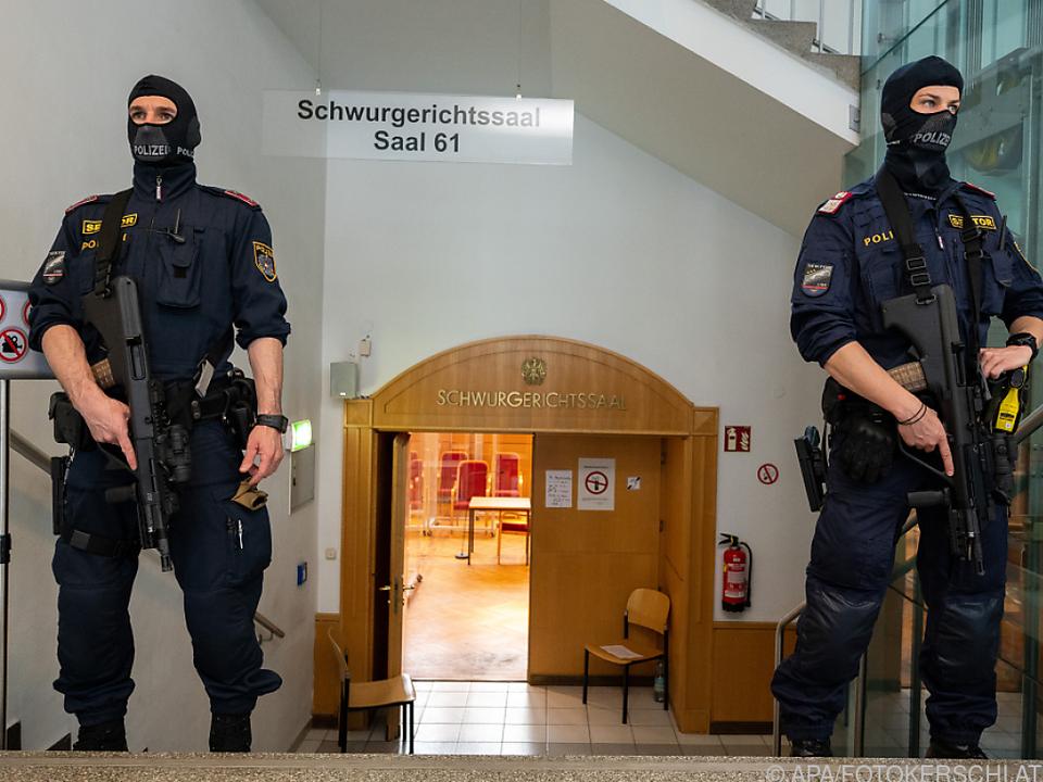 Urteil im Linzer Jihadisten-Prozess