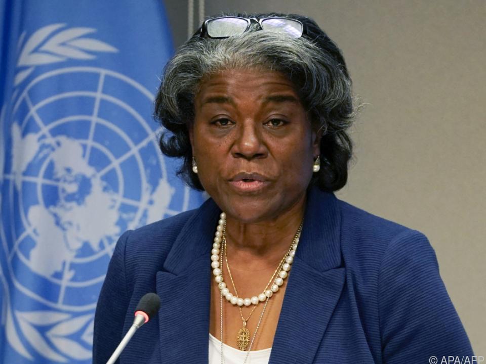 US-Botschafterin vereitelte neuerlich UNO-Erklärung zu Nahost