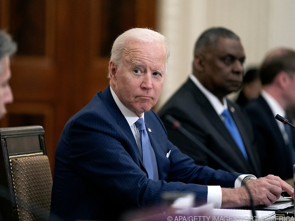 US-Präsident Biden will Verantwortliche zur Rechenschaft ziehen