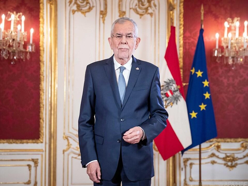Van der Bellen zieht bei EU-Reform mit Amtskollegen an einem Strang