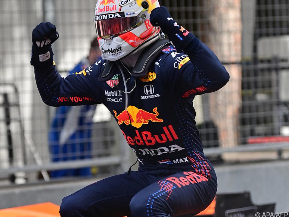 Verstappen erstmals Formel-1-Sieger in Monaco