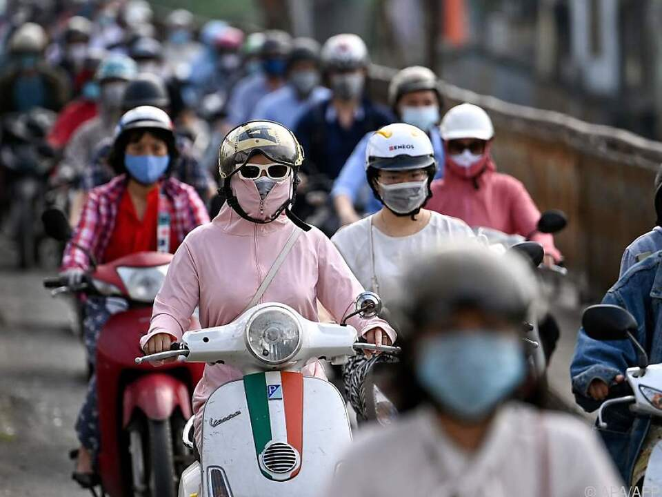 Vietnam: Neue CoV-Variante soll sich über die Luft rasch ausbreiten
