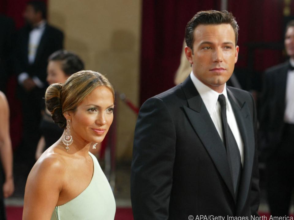 Von 2002 bis 2004 waren die beiden bereits ein Paar