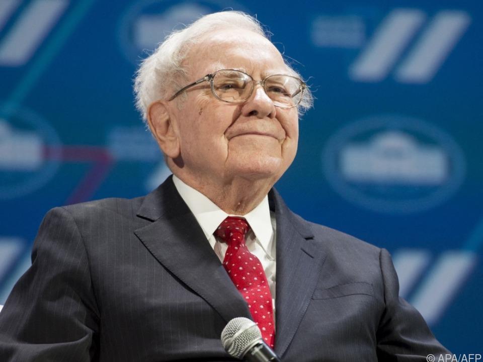 Warren Buffett entschied sich für Greg Abel