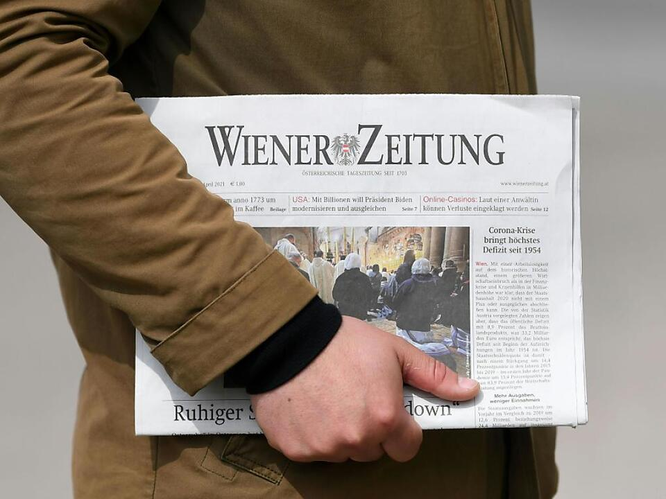 Wie geht\'s weiter mit der Wiener Zeitung?