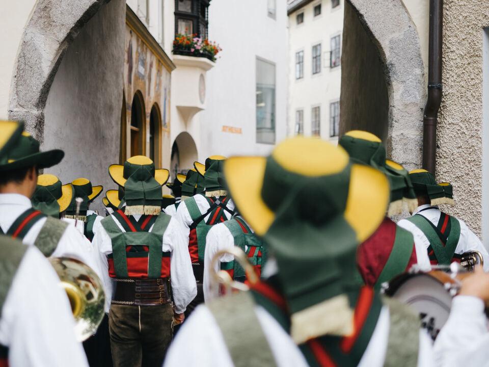 Musikkapelle tradition brauchtum tirol sym blasmusik