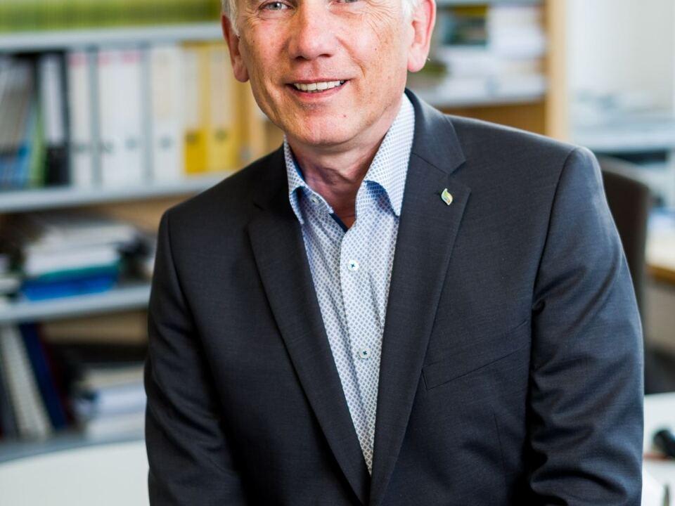 Porträt Prof.Dr. Frank Ordon, Präsident des Julius Kühn-Instituts (JKI) Quedlinburg
