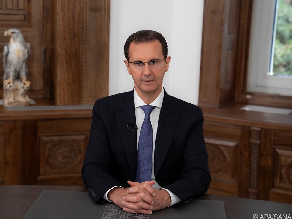 Assad will Hungerhilfe besser unter seine Kontrolle bringen