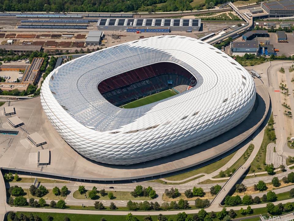 Bei EM-Spielen in München werden 14.000 Zuschauer zugelassen