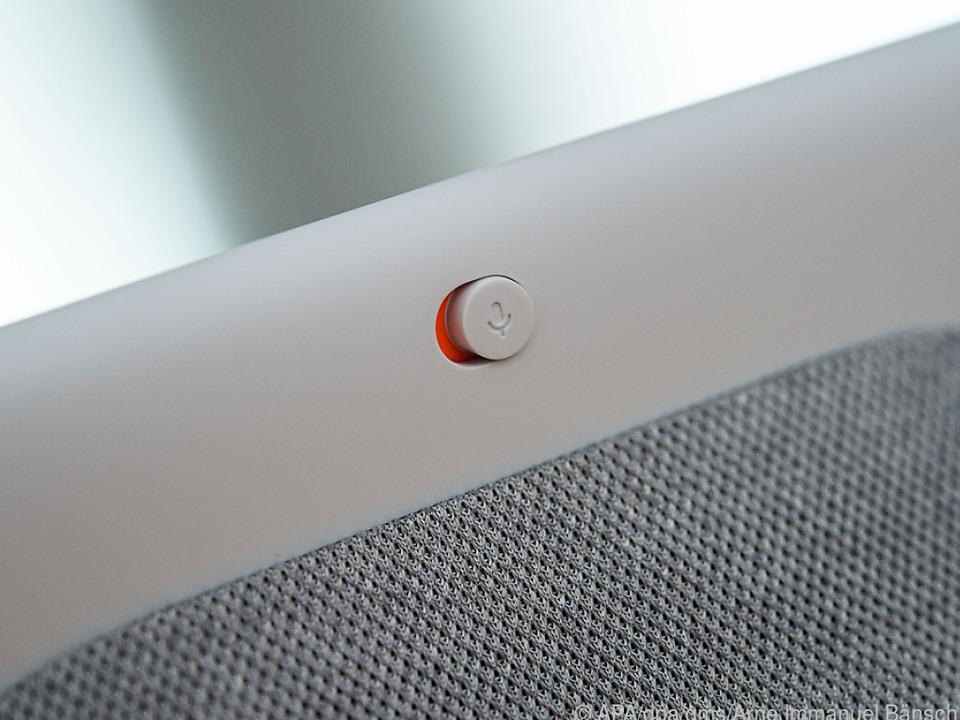 Mikrofon-Schalter: Daten, die nicht entstehen, können nicht übertragen werden