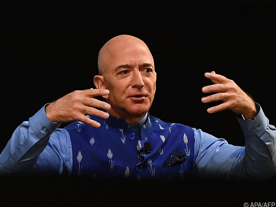 Bezos hat 2007 und 2011 keinen Cent an Einkommenssteuer gezahlt