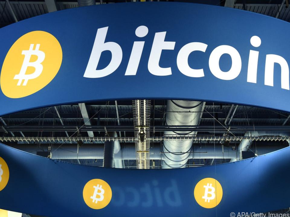 Bitcoin stieg wieder über 40.000 Dollar