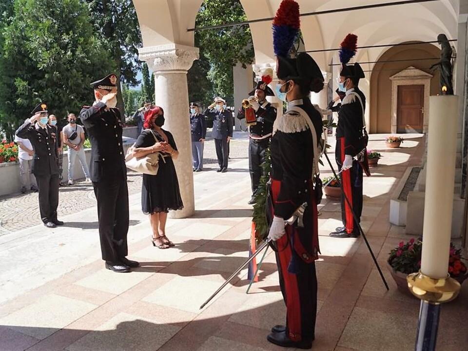cerimonia zamperini