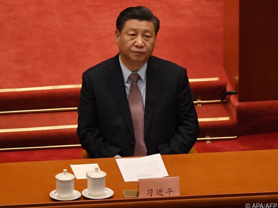 Chinas Staats- und Parteichef Xi Jinping am Pranger der NATO