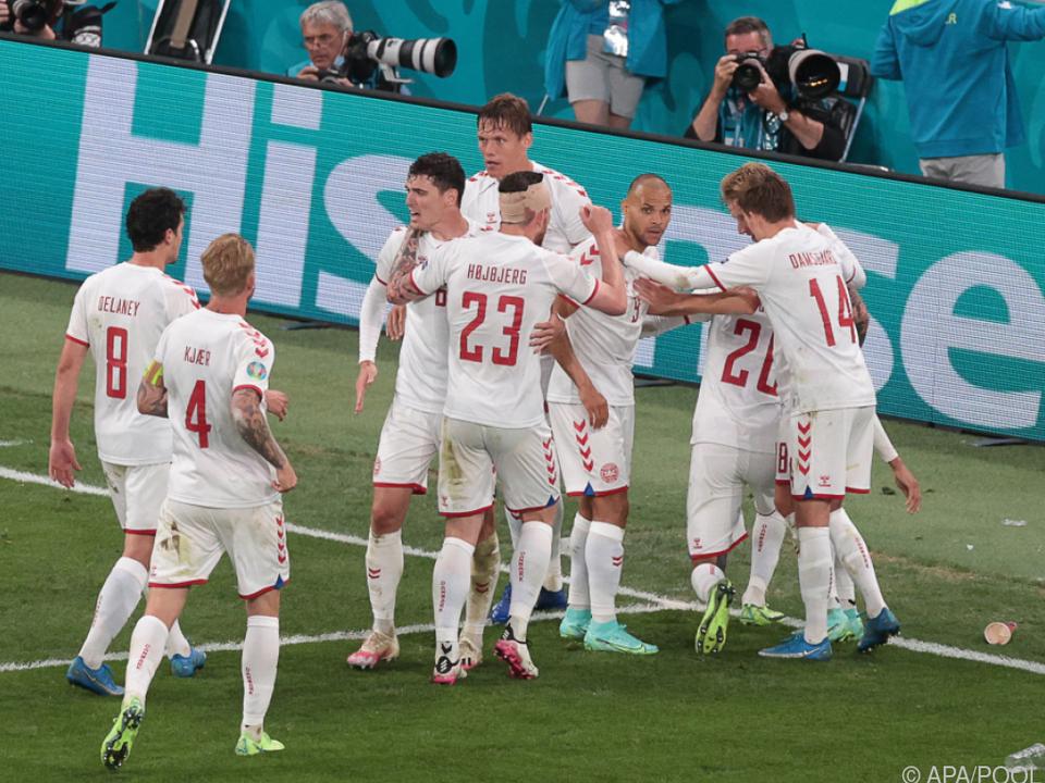 Dänemark wies Russland deutlich in die Schranken