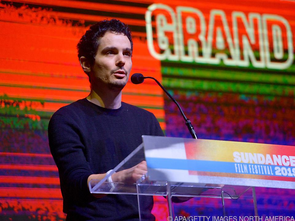 Damien Chazelle auf einem Foto aus dem Jahr 2019