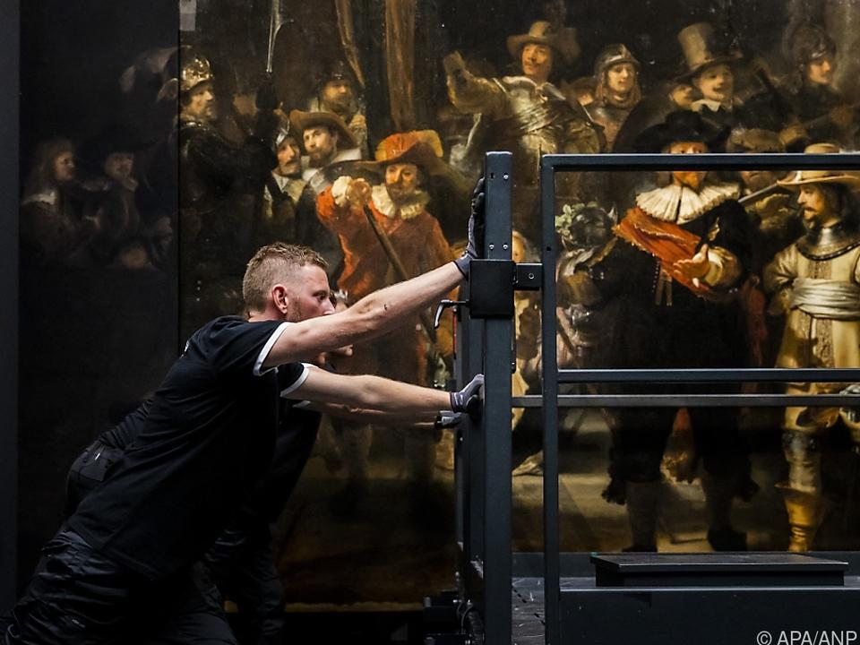 Das Kunstwerk stammt aus dem Jahr 1642