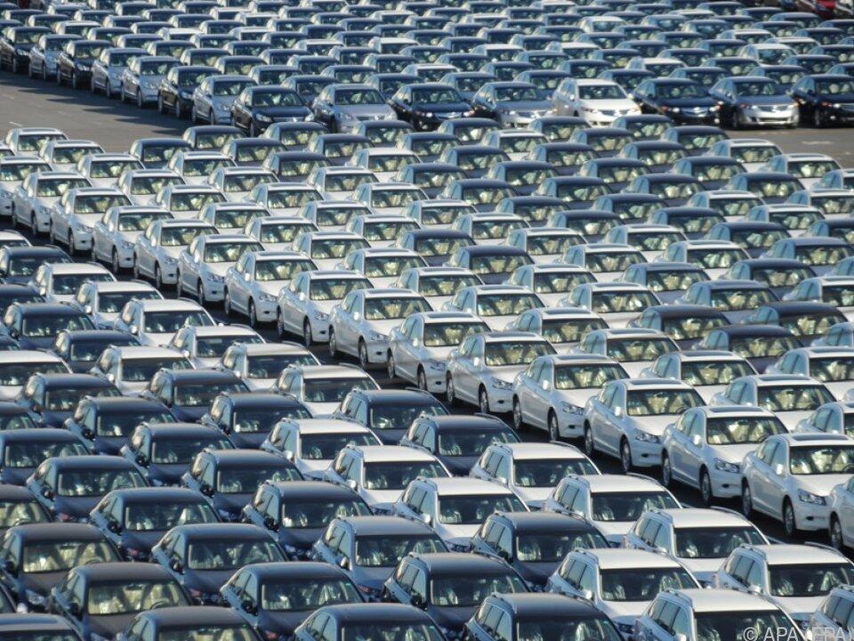 Der europäische Automarkt zieht wieder an