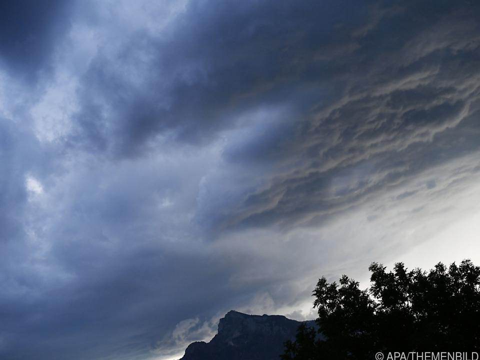 Der Himmel könnte diesen Sommer häufiger so aussehen