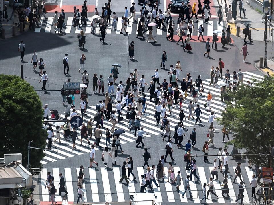 Der Notstand in der Olympiastadt Tokio wird aufgehoben