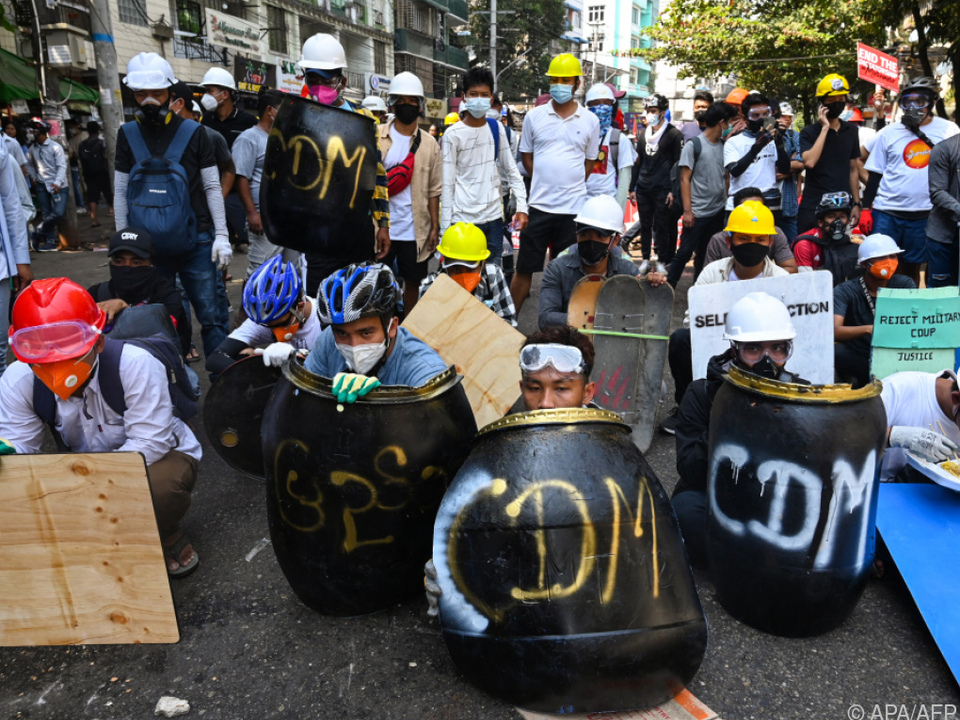 Der Protest droht zu eskalieren