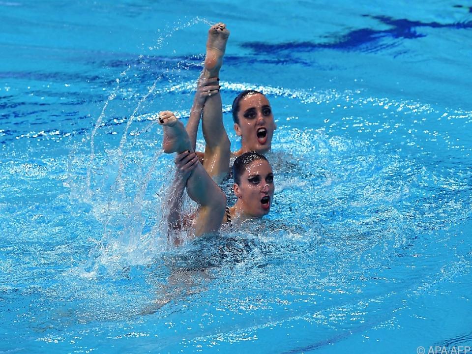 Die Alexandri-Schwestern haben sich für Olympia qualifiziert/Archiv