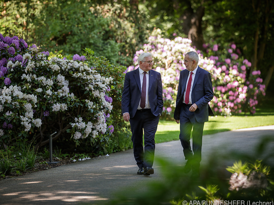 Die beiden Staatsoberhäupter pflegen enge Beziehungen
