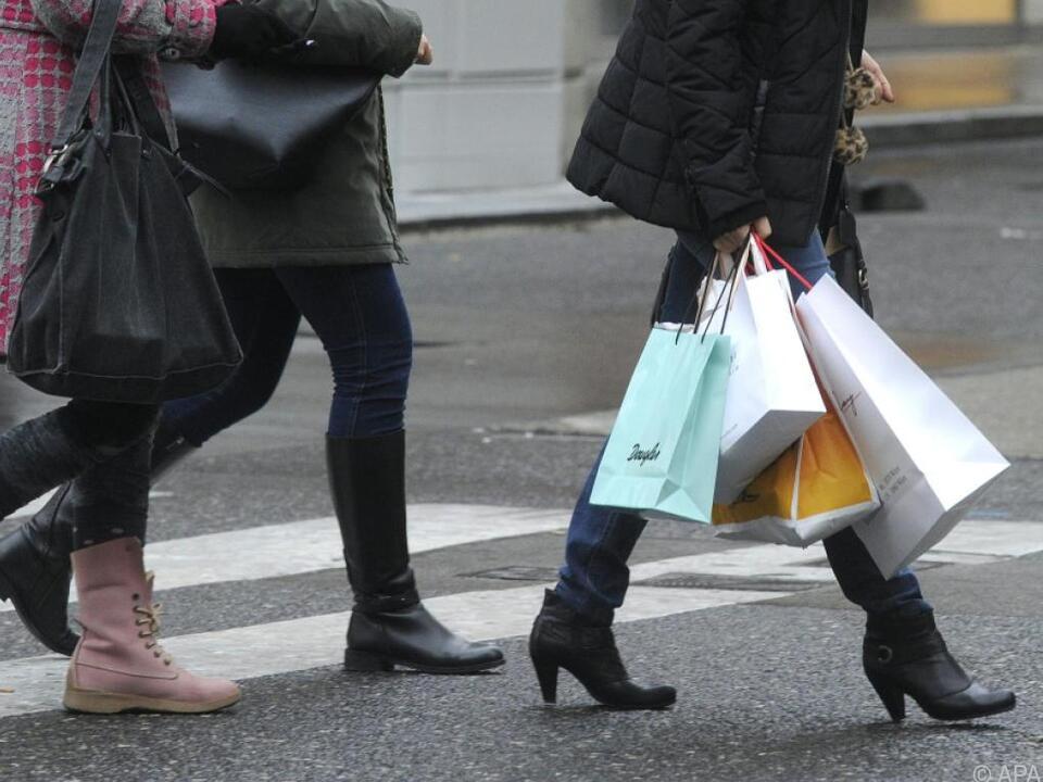 Die deutschen Konsumenten haben viel nachzuholen