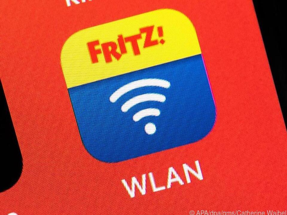 Die Fritz-App WLAN ist gratis und arbeitet unabhängig vom Routerfabrikat