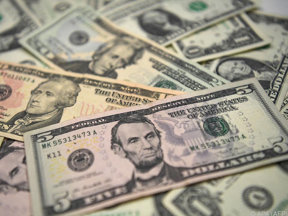 Die meisten Dollar-Millionäre gibt es in den USA.