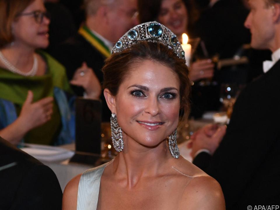 Die schwedische Prinzessin lebt in den USA