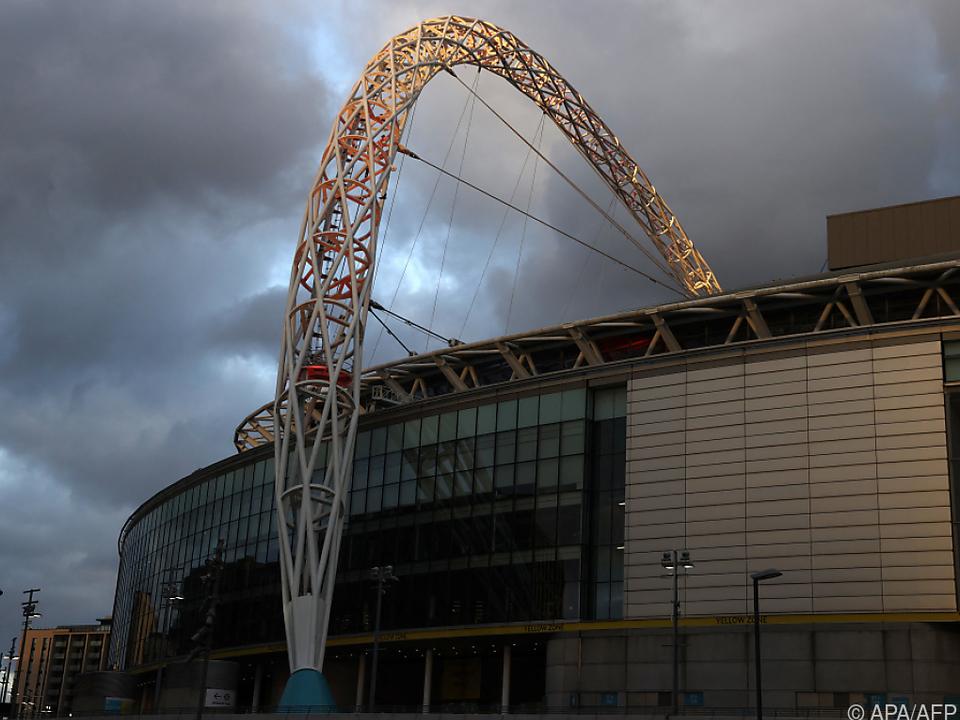 Die UEFA hält vorerst am Wembley-Stadion fest