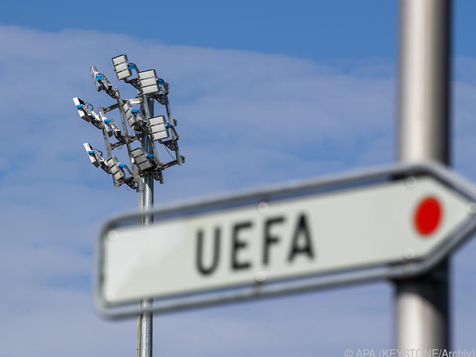 Die UEFA traf nun die wegweisende Entscheidung