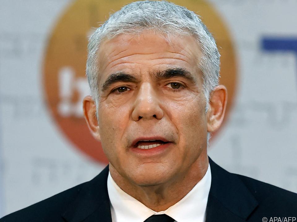 Die Uhr tickt für Oppositionsführer Lapid