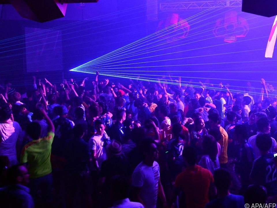 Disco-Vergnügen bald auch wieer in Österreich
