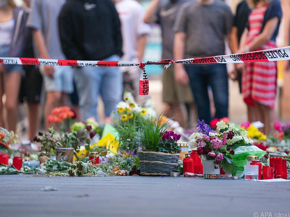 Drei Frauen wurden bei der Messerattacke getötet