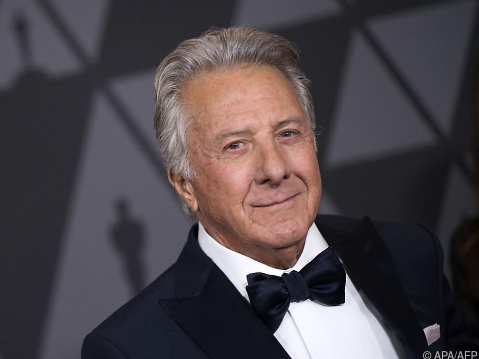 Dustin Hoffman spielt den kränkelnden Bill