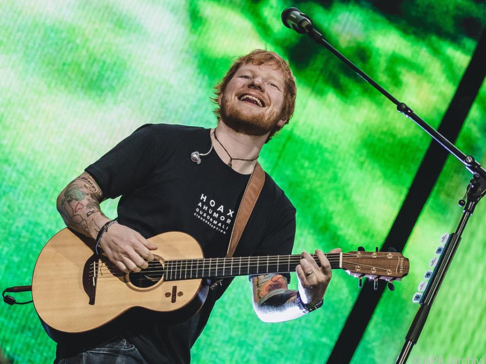 Ed Sheeran hat sein Leben geändert und abgenommen