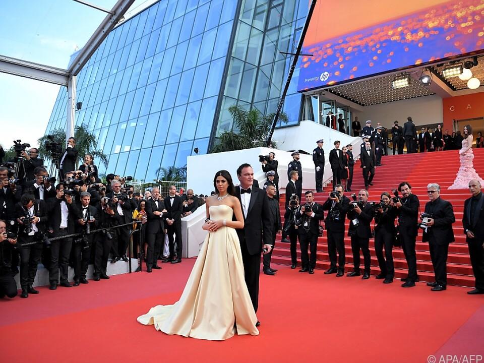 Ein Festival wie damals? Quentin Tarantino in Cannes 2019