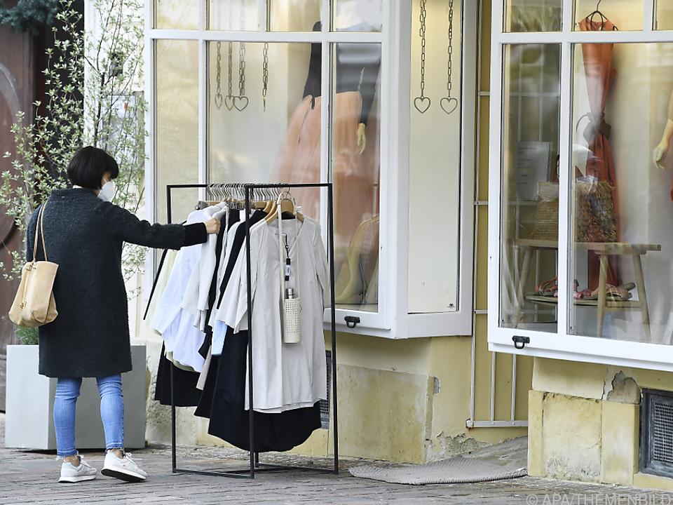 Einkaufsverhalten hat sich geändert