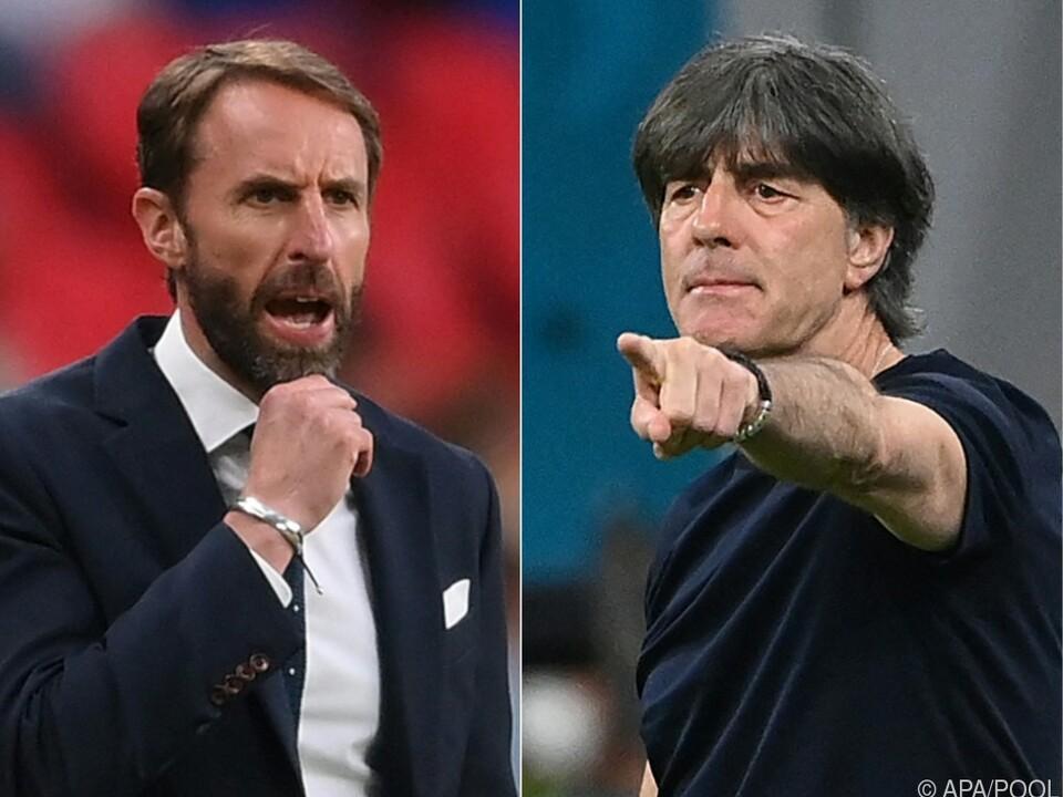 England empfängt Deutschland zu einem Achtelfinal-Schlager.