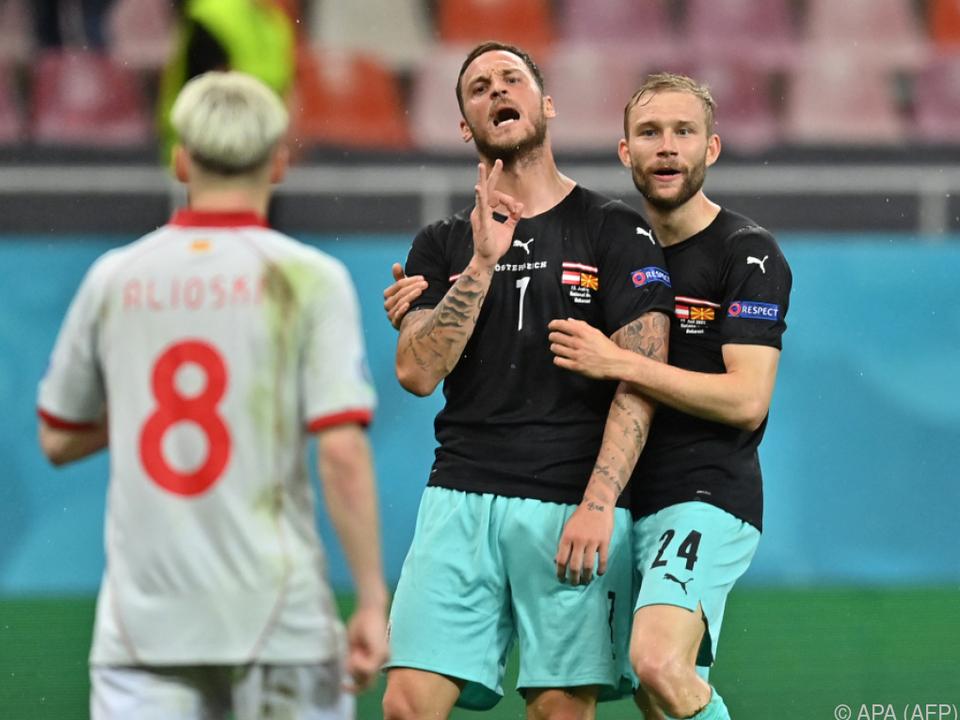 Es war der UEFA zu viel: Arnautovic muss gegen \