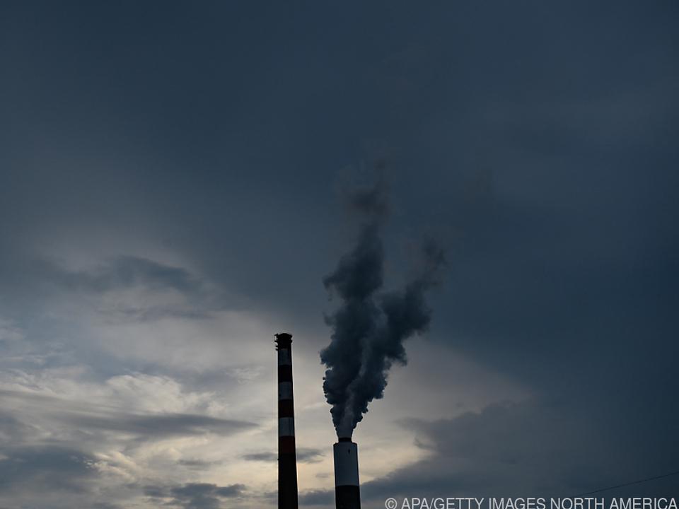 Fossilie Energieträger wie Kohle heizen die Klimakrise an