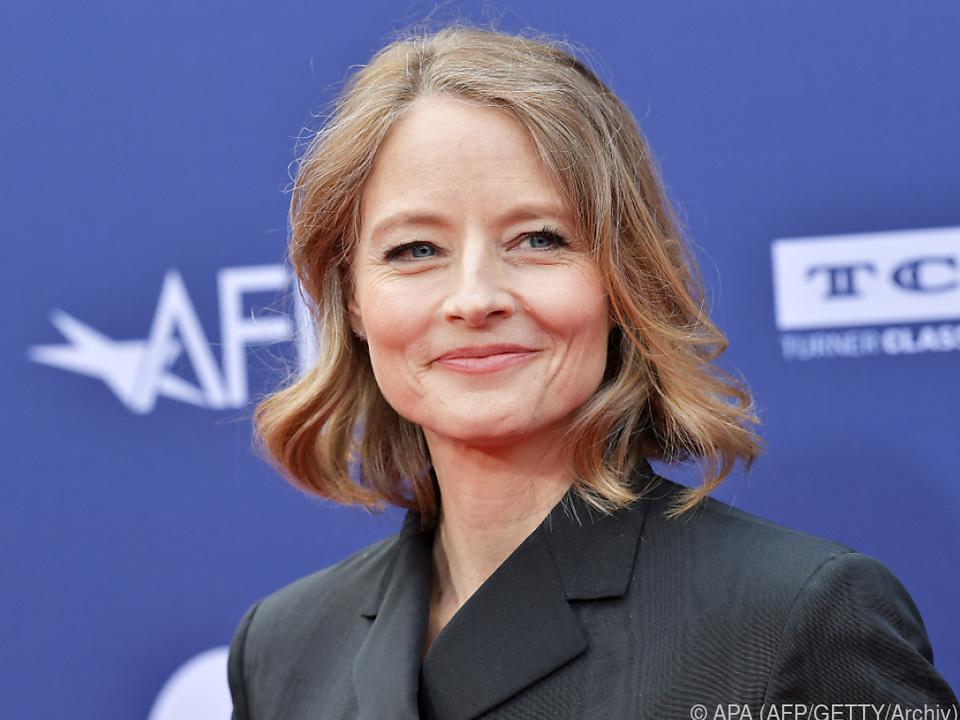 Foster wird in Cannes Ehrengast der Eröffnung sein
