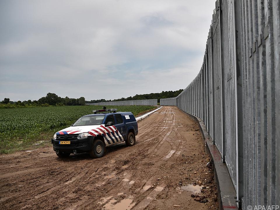 Frontex an der türkisch-griechischen Grenze