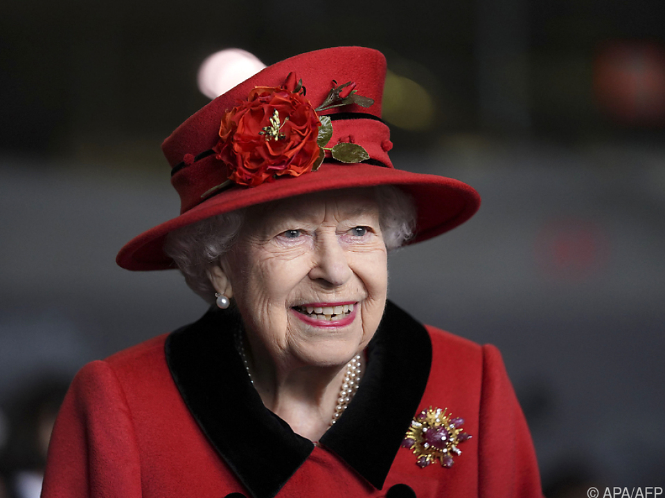 Für die Queen ist Biden bereits der 13. US-Präsident, den sie trifft