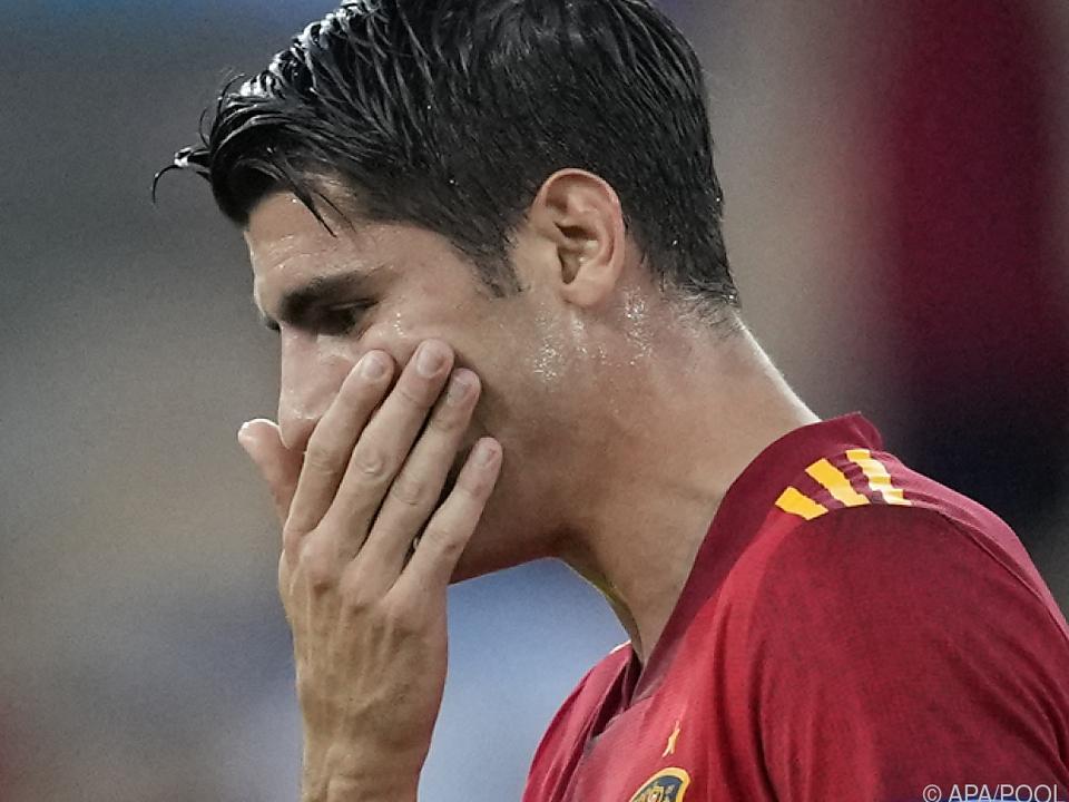 Für Morata und Co. läuft es weiter nicht nach Wunsch